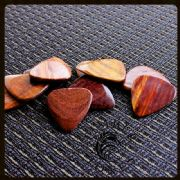 Timber Tones - Burma Padauk - 4 Picks | Timber Tones